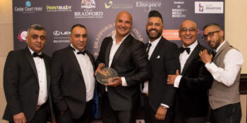 Winners of the Bradford Curry Awards